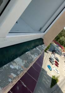 Герметизация и ремонт пластикового окна