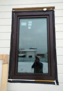 Полная герметизация и ремонт окна