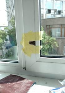 Реставрация и ремонт окна